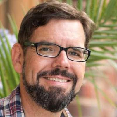 Portrait von Lutz Keßler