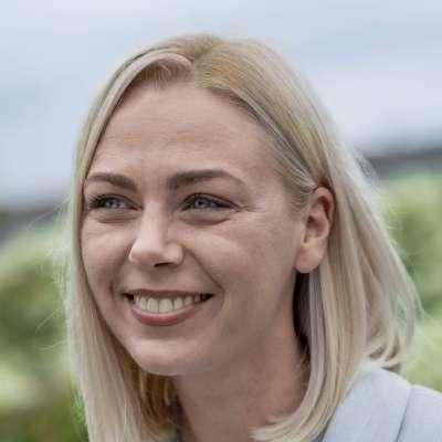 Portrait von Sarah Kortmann